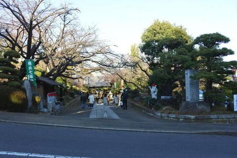 興禅寺 入口