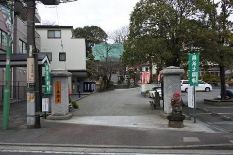 東照寺 入口