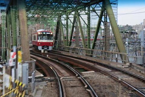 最後の鉄橋