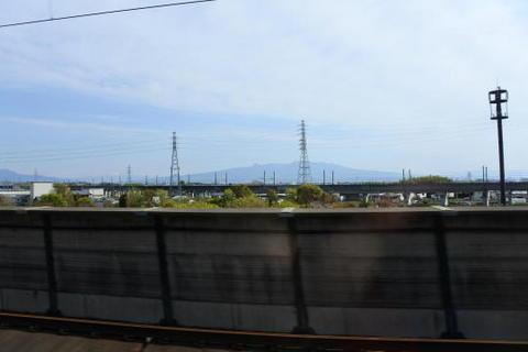 上越新幹線と分岐